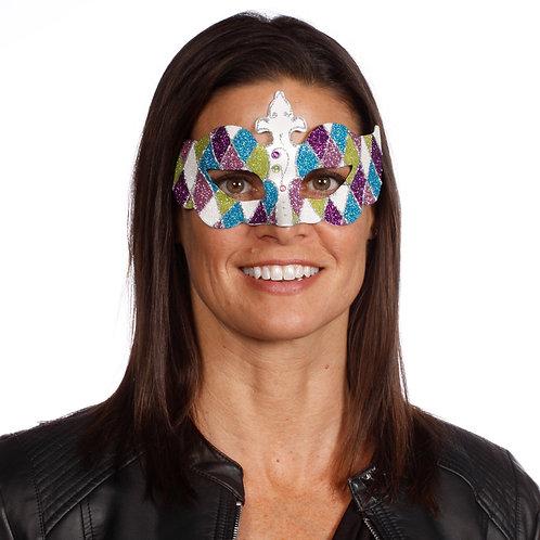 Masqarae Harlequin Eye Mask - PR
