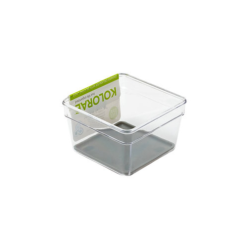 """Kolorae Drawer Organizer with Silicone Liner 3.1"""" x 3.1"""""""