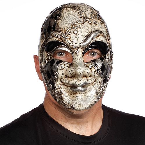 Masqarae Harlequin Mask - SL