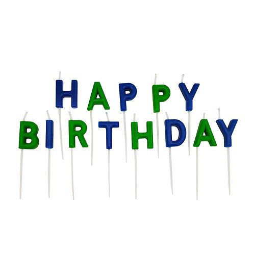 Kolorae Happy Birthday Pick Set