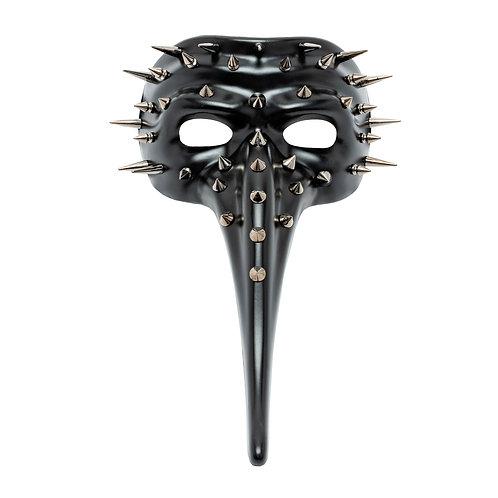 Masqarae Long Nose Mask - Studded