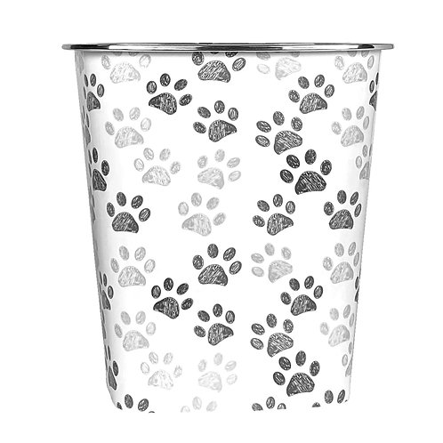 Kolorae Waste Can Paws
