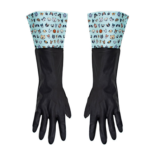 Kolorae Cleaning Gloves Darling Dogs