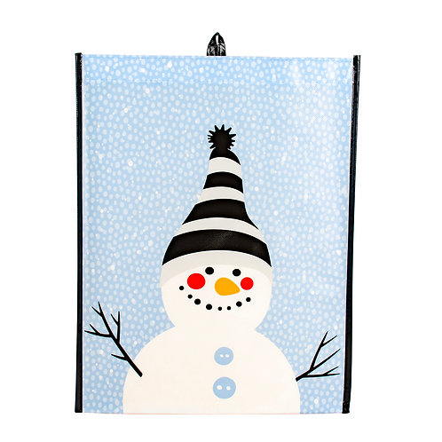 Kolorae Graphic Tote Classic Snowman