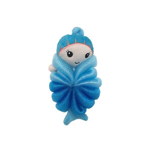 Katelle Mermaid Bath Sponge