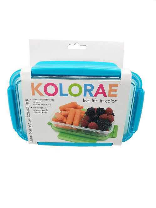 Kolorae Divided Storage Container