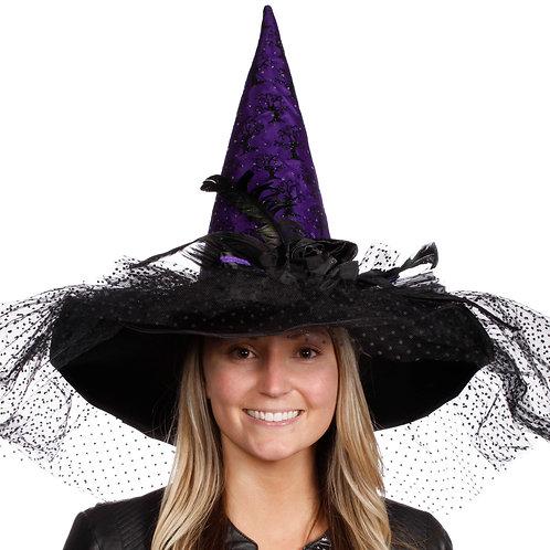 Masqarae Victoria Witch Hat - PR
