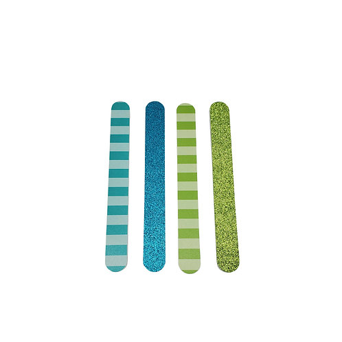 Katelle Nail Files - Set of 4