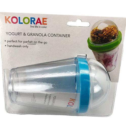 Kolorae Yogurt and Granola Container