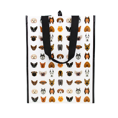 Kolorae Graphic Tote Funky Dogs