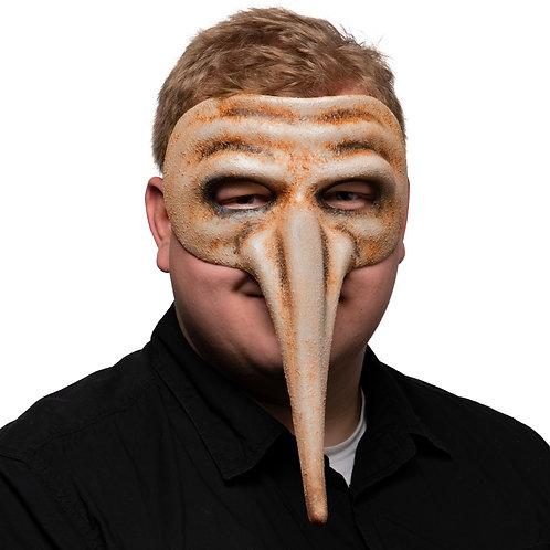 Masqarae Long Nose Mask - NATURAL