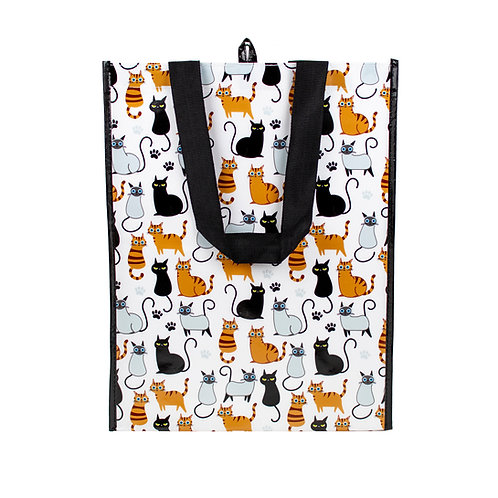 Kolorae Graphic Tote Silly Cats
