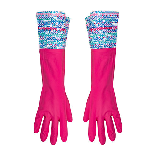 Kolorae Cleaning Gloves Pastel Aztec
