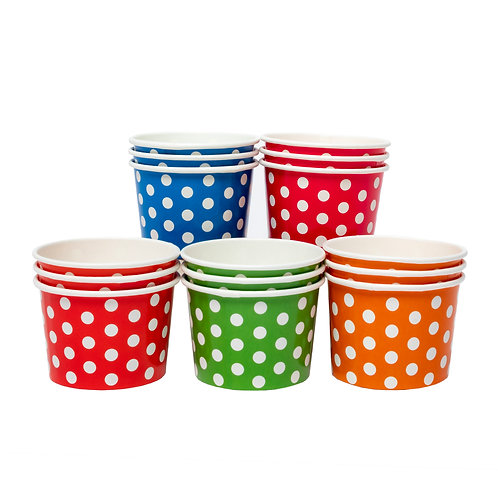 Kolorae 12oz Snack Cup- 15 count