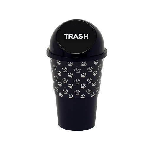 Kolorae Cup Holder Waste Can Chalk Paw