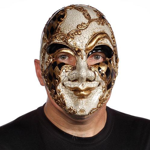 Masqarae Harlequin Mask - GD