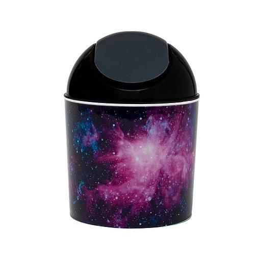 Kolorae Mini Waste Can Galaxy