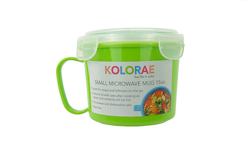 Kolorae Small Microwave Mug- 15 OZ