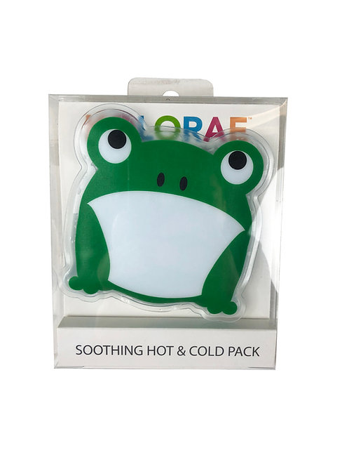 Kolorae Hot & Cold Pack - Frog
