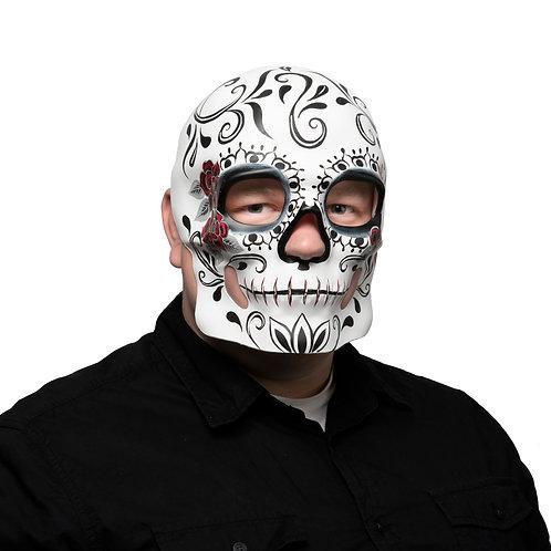 Masqarae Sugar Skull Mask - VINES