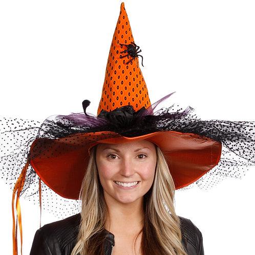 Masqarae Laurent Witch Hat - OR