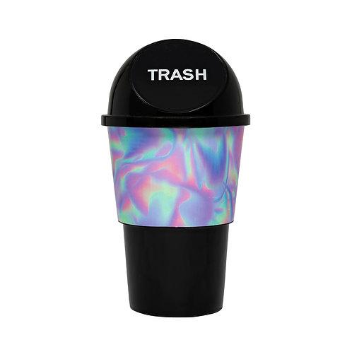 Kolorae Cup Holder Waste Can Pastel Shine