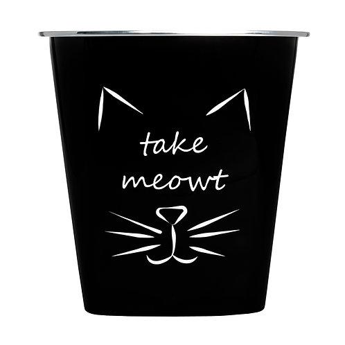 Kolorae Waste Can Take Meowt