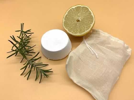 Lemon & Rosemary Aromatherapy Shower Steamers