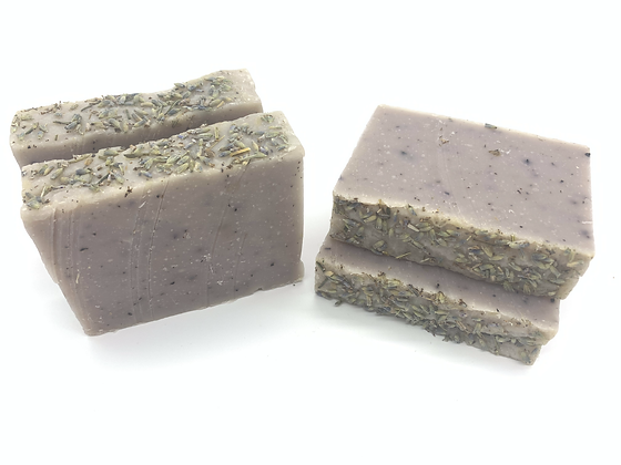 Lavender Natural & Handmade Soap Bar