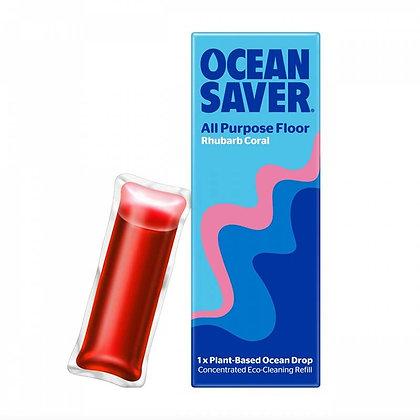 Ocean Saver - Floor Cleaner Eco Drop - Rhubarb