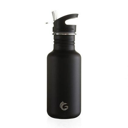 One Green Bottle 500ml- Matt Black