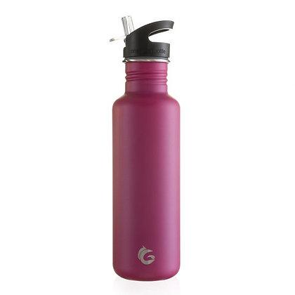One Green Bottle 800ml- Hot Pink