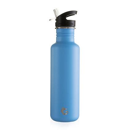 One Green Bottle 800ml- Niagara Blue