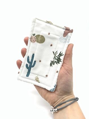 Reusable Cactus Print Washing up Pad