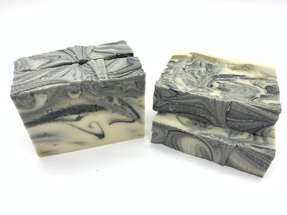 Patchouli & Sweet Orange Handmade Natural Soap Bar