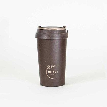 Huski Home 400ml Travel Cup - Coffee Husk