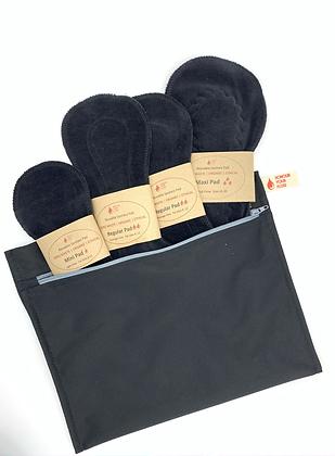 Organic Cotton Regular Starter Pack