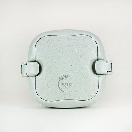 Huski Homes Multi compartment Lunchbox - Duck Egg Blue