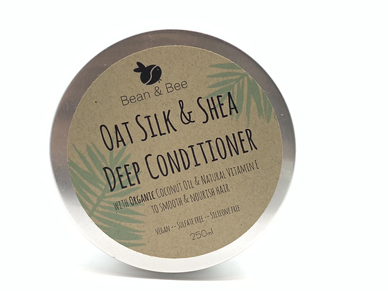 Bean & Bee Oat Silk & Shea Deep Conditioner