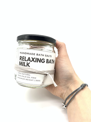Relaxing Bath Milk