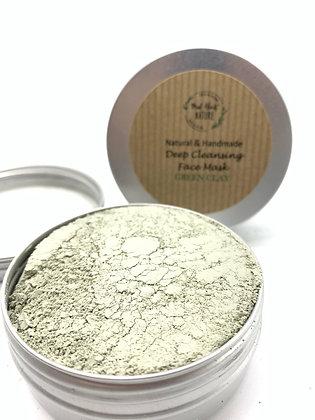Natural Green Clay Face Mask