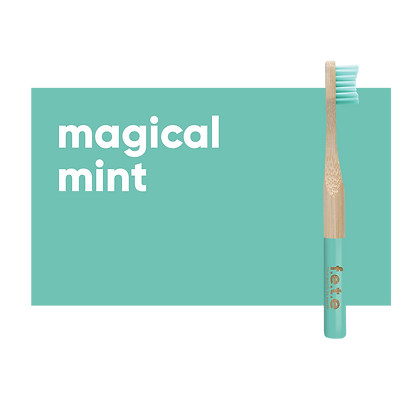 FETE Childs Toothbrush -Mint