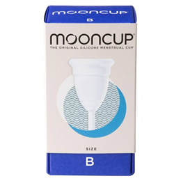 Mooncup Menstrual Cup- Size B