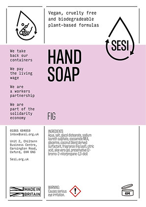 FIG HAND SOAP