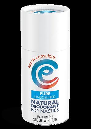 Earth Conscious Pure Deodorant Stick
