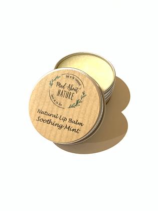 Natural Lip Balm - Mint