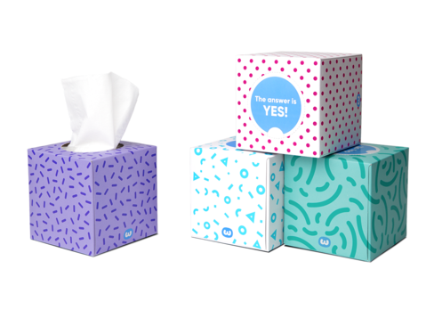 Who Gives A Crap - Forest Friendly Tissues