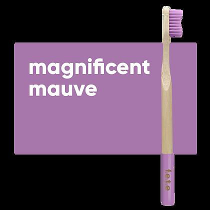 FETE Soft Toothbrush - Mauve