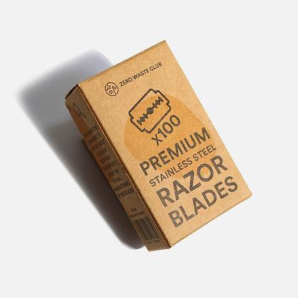 Zero Waste Club 100x Razor Blades