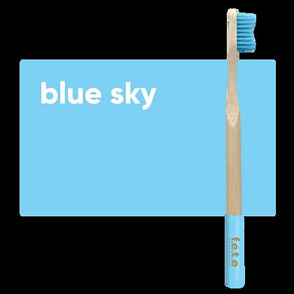 FETE Soft Toothbrush - Light Blue